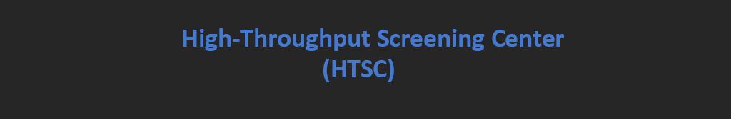 High-Throughput Screening Center